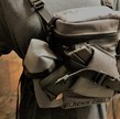 """""""RAPTOR"""" MINI MULTI PURPOSE BINO/GUN CARRYING SYSTEM WITH HARNESS - TACTICAL GRAY additional picture 1"""
