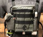 """""""RAPTOR"""" DEFENDER  MULTI PURPOSE OPTIC SYSTEM WITH HARNESS - SILVER"""