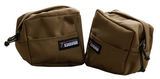 KNICK-KNACK Hip Sacks (Coyote Brown)