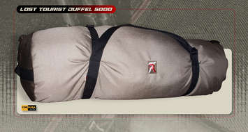 Roll Top Duffel - 5000 ci picture