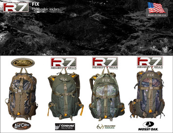 FIX Day Pack (Tactical Black)) picture