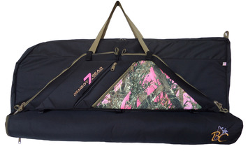 "41"" PHASE-IT BOW CASE W/ PINK T/T PANEL picture"