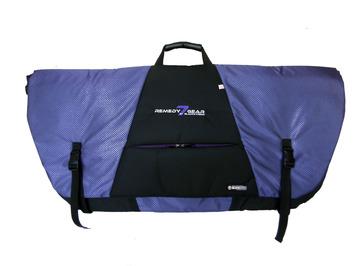 Double Bow Satchel - Purple picture