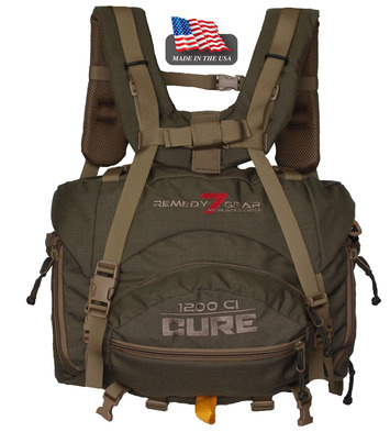 CURE Lumbar Pack  (Ranger Green) picture