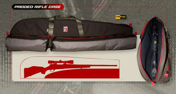 Padded Rifle Case picture