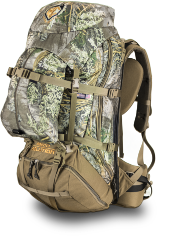 SOLUTION Pack w/ Grip Frame (Realtree Max 1) picture
