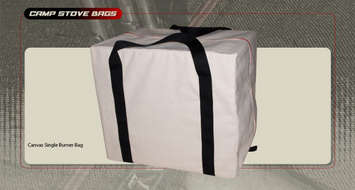 Single Burner Stove Bag (Canvas) picture