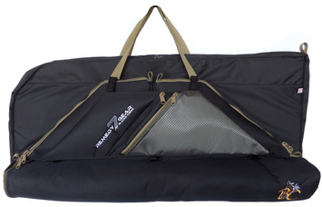 """36"""" PHASE-IT BOW CASE W/  SILVER TACTICAL PANEL picture"""