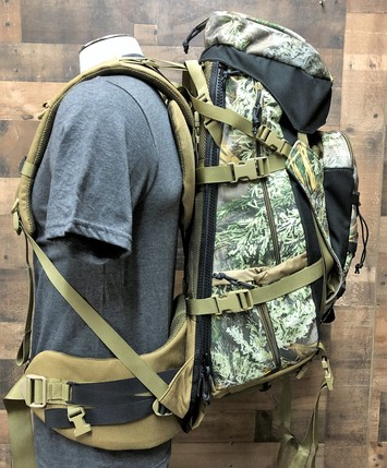 REMEDY 1500 CI PACK W/ GRIP FRAME - Realtree Max-1 picture