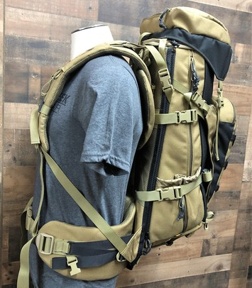 REMEDY 1500 CI PACK W/ GRIP FRAME - 500D COYOTE BROWN picture