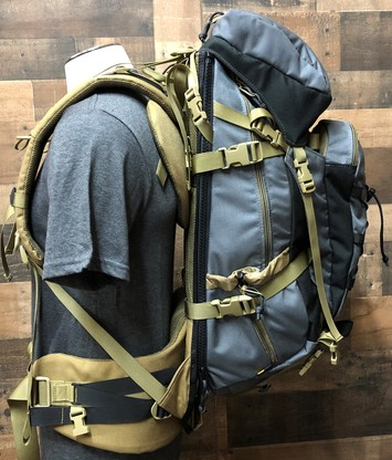 REMEDY 1500 CI PACK W/ GRIP FRAME - 500D TACTICAL GRAY picture