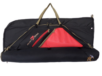 "41"" PHASE-IT BOW CASE W/ RED PANEL picture"