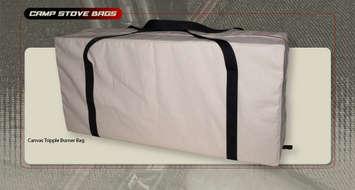 Triple Burner Stove Bag (Canvas) picture