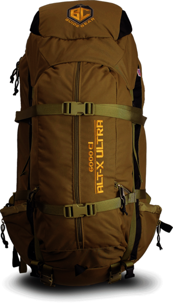 ALT-X ULTRA PACK - Bag Only (Coyote Brown) picture
