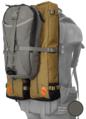 Optics Pockets - Set Of 2 (Ranger Green)