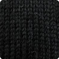 Classic Alpaca  #500 - BABY - Black picture