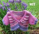 Princess Sweater Kit - Pink