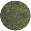 Brushed Acrylic Cone - Olive