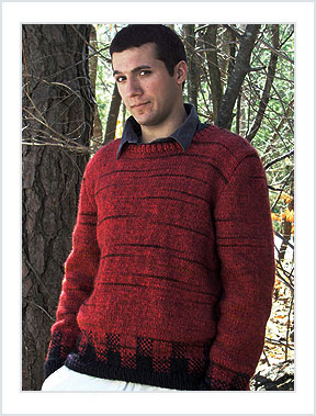 1554 Buffalo Plaid Pullover picture