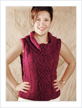 1126 Summer Cable Cowl picture