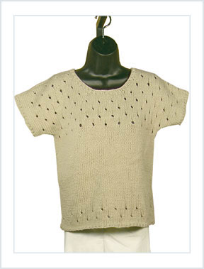 1200 Eyelet Tee picture