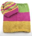 Big Sebago Hat and Cowl Kit #3
