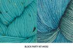 Block Party Eternity Scarf Kit #4592