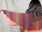 2262 Reversible Pathways Shawl