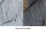 Block Party Eternity Scarf Kit #4958
