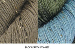Block Party Eternity Scarf Kit #4557
