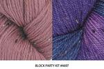Block Party Eternity Scarf Kit #4697