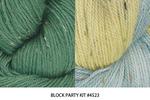 Block Party Eternity Scarf Kit #4523