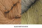Block Party Eternity Scarf Kit #4811