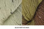 Block Party Eternity Scarf Kit #4435