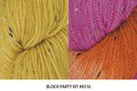 Block Party Eternity Scarf Kit #4316