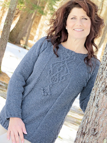 2248 Celtic Jewel Pullover picture