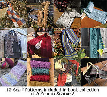 BOOK: A Year in Scarves picture