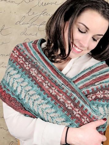 2272 Migration Shawl picture