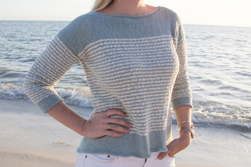 Ocean Blues Pullover picture