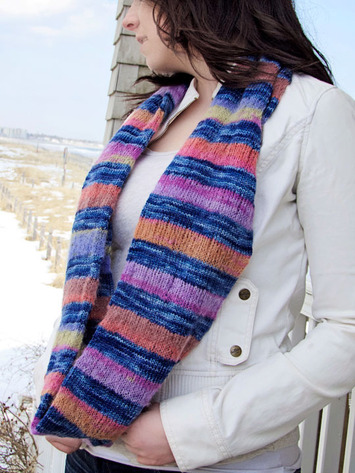 2168 Totally Tubular Scarf picture