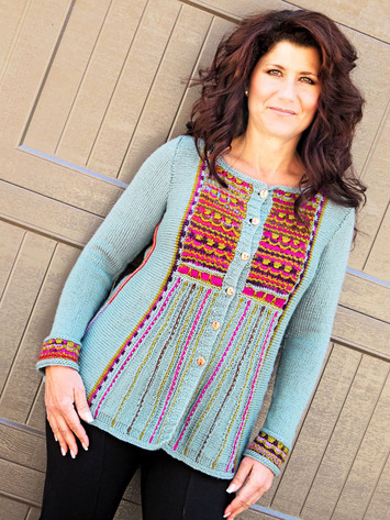 2264 Gypsy Rose Cardi picture
