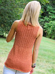 2302 Nutmeg Cowl Tunic additional picture 1