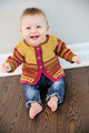 2134 Baby Garden Cardi additional picture 1