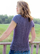 2202 Mock Lace Up Tee additional picture 1