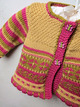 2134 Baby Garden Cardi additional picture 2