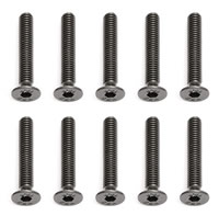 Team Associated Fhcs 3x18mm SCrews (10) picture