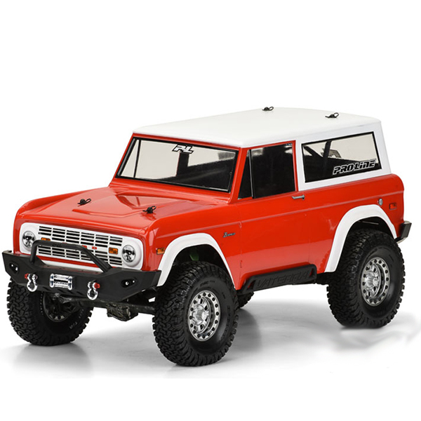 Pro-Line 1973 Ford Bronco Bodyshell For 1/10 Crawlers picture