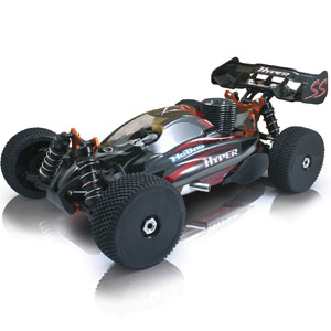 Hobao Hyper Ss 1/8 Rtr Buggy W/Hyper 21 3-Port Engine picture
