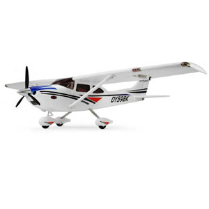 Dynam Cessna 182 1280MM Rtf W/6-Axis Gyro W/Abs picture