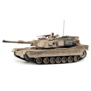 Hobby Engine Premium Label M1a2 Abrams 2.4g - Desert picture